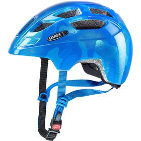 UVEX Finale - Casque de vélo Enfant - bleu
